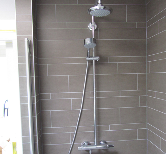 Badkamer Nuenen : In best en omstreken showcase badkamer renovatie ...