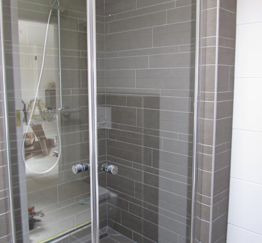 Badkamer Nuenen : Renovatie badkamer nuenen